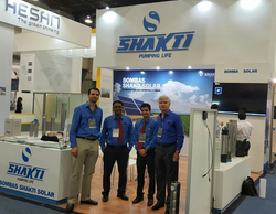SHAKTI PUMPS MEXICO. THE GREEN EXPO
