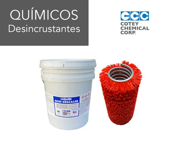 Cotey Chemical Liquid Descaler