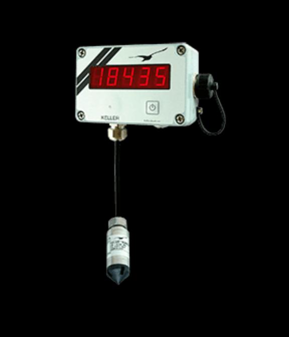 Sensor con display Castello