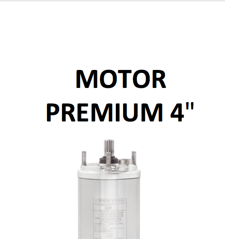 """4"""" Premium"""