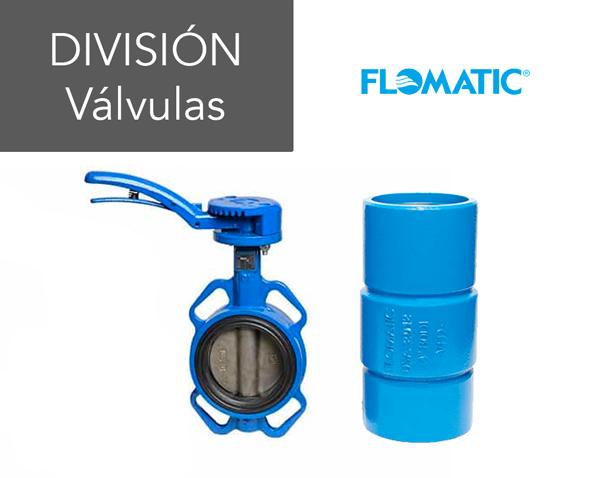 Flomatic Valves 80DIX 80DI