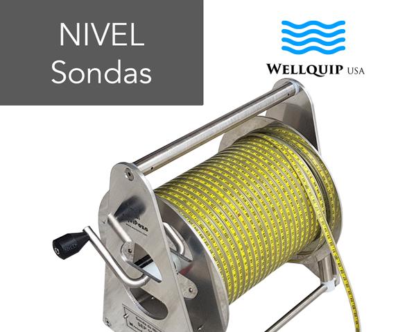 Sonda de Nivel Wellquip USA