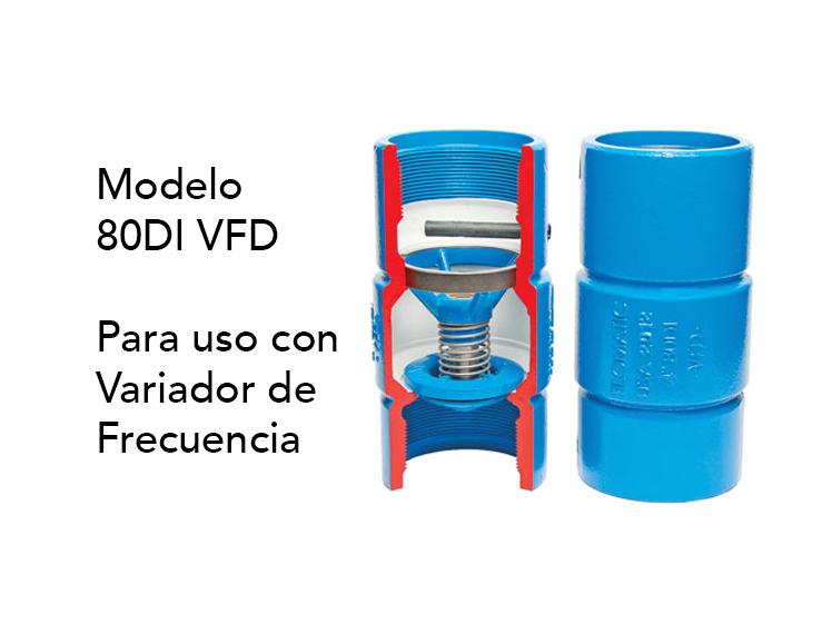 Flomatic 80DI VFD