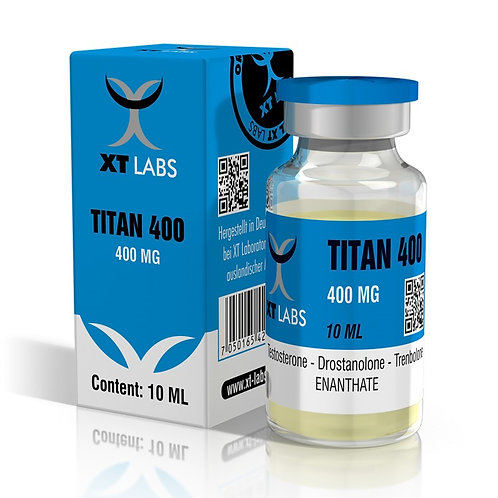 TITAN 400 MG 10 ML