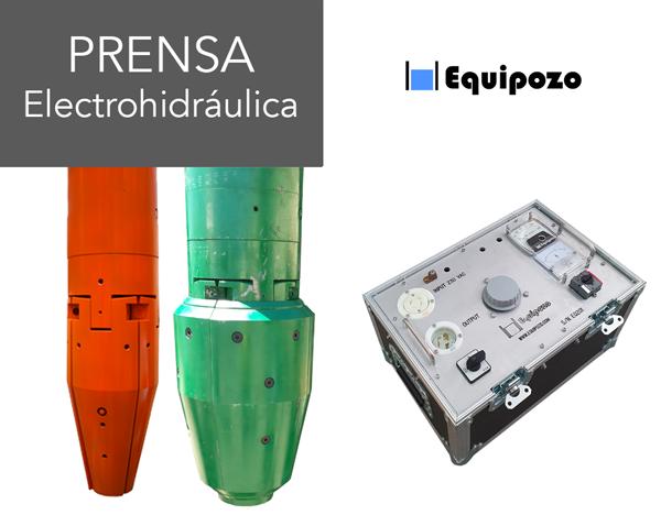 Prensa Electrohidráulica swage