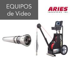 Equipo de Video Aries Industries BT9700