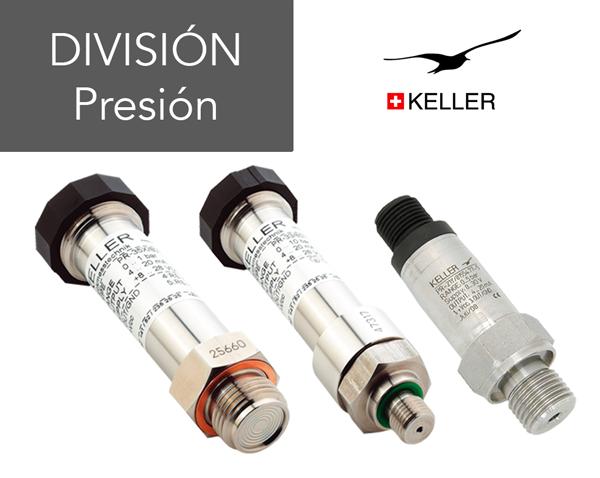 Keller Druck sensor transmisor presión