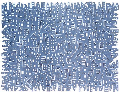 1. Park Sohyoung, La Citta` Blu, 2014,