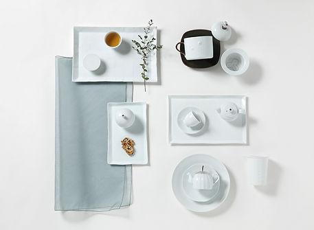 1. 차그릇, 백자소지, 은, 적동, 은ᄑ