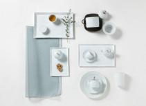 차그릇, 백자소지, 은, 적동, 은페이스트