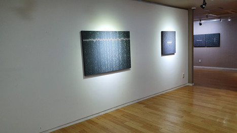 No Longer Myself, Gallery Palzo 2019