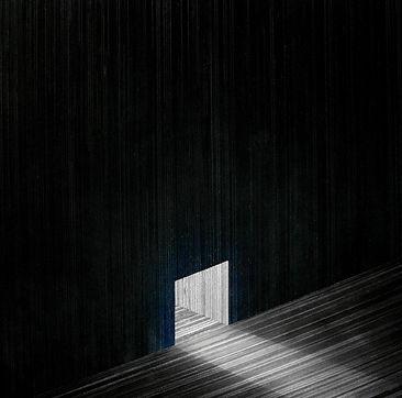 1. Lightscape -gate, 2013, Mixed media,