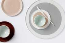 Plate and Tea bowl