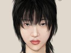 Model - Sora Choi