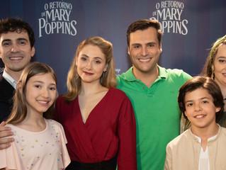 """Ouça as versões brasileiras da trilha sonora de """"O Retorno de Mary Poppins"""""""