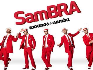 SAMBRA, Um musical BRAsileiro pelo BRAdesco