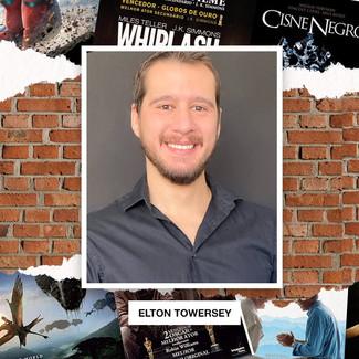 """Elton Towersey fala sobre o projeto """"Se Fosse Um Musical"""""""