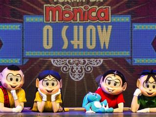 'Turma da Mônica em O Show' chega a São Paulo