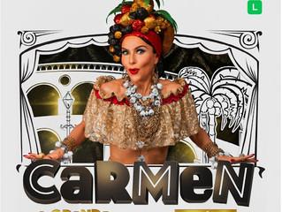 """""""Carmen, a Grande Pequena Notável"""" estreia no CCBB Rio de Janeiro"""