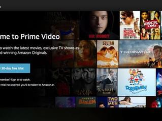 O que assistir em Amazon Prime Video