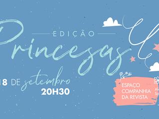 """6 Motivos para não perder o show """"Além dos 16 compassos"""" edição Princesas"""