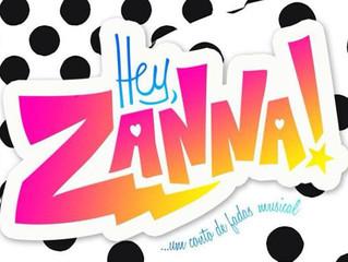 Vem aí  Hey, Zanna!