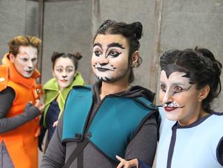 """""""O Reino dos Gatos"""" – Estreia de Musical revela novos talentos do teatro musical mineiro."""