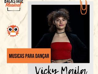 #QuarEntrerendo com Vicky Maila
