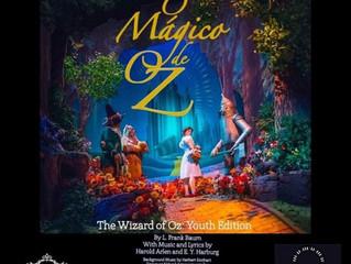 """Allegresse Dança & Arte terá curso de montagem """"O Mágico de Oz"""" licenciado pela Concord Theatricals"""