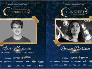 Igor Miranda e Luana Bichiqui Falam Sobre a Volta de Cinderella