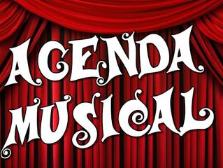 Agenda Musical: Setembro