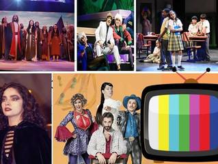 Da TV Para os Palcos – As Novelas se transformam em Musicais