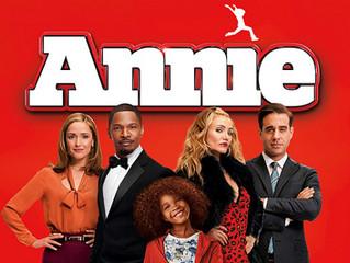 """Annie"" chega ás telonas brasileiras"