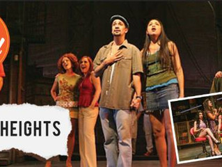 Ficha Musical #02 – In The Heights