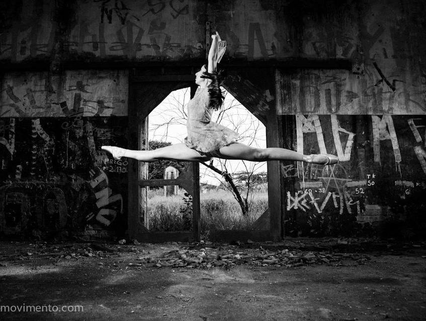 Projeto Luz e Movimento - Foto Santiago Reis