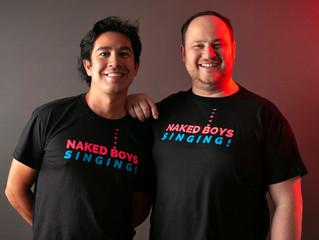 Musical Naked Boys Singing estreia no Brasil em 2020