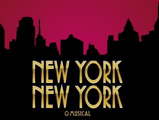 Bastidores de New York New York em Paulínia