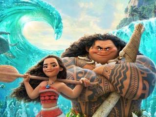 Moana, O Imperdível novo filme da Disney