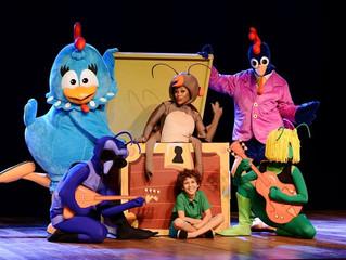 A Galinha Pintadinha, o musical dos pequeninos e de toda família