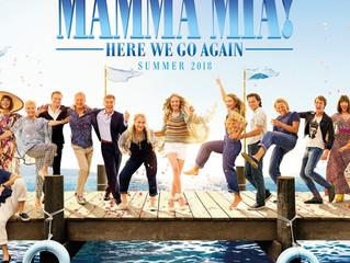 """#MÚSICA Trilha de """"Mamma Mia 2"""" será lançada em julho"""