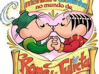 """#CRÍTICA: """"Mônica e Cebolinha no mundo de Romeu e Julieta"""""""