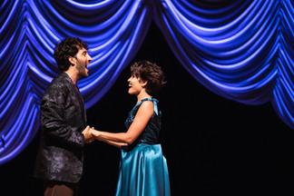 """""""Nelson Gonçalves – O Amor e o Tempo"""" reestreia no Teatro Clara Nunes"""