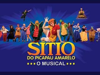 Para Relembrar: Sítio do Picapau Amarelo - o Musical