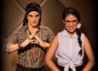 Entrevista com Pamella Machado e Marcelo Laham