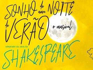 #TEATRO Sonho de Uma Noite de Verão em cartaz no Rio de Janeiro