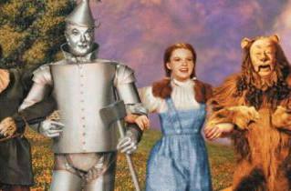 Oscar vai homenagear os 75 anos do filme musical 'O Mágico de Oz'