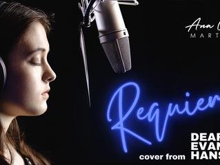 Ana Clara Martins prepara cover do musical Dear Evan Hansen