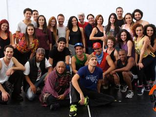 """Backstage Musical no ensaio de """"Nas Alturas"""""""