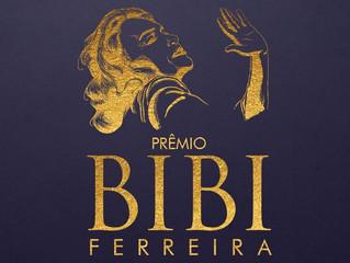 Conheça os indicados a 7ª edição do Prêmio Bibi Ferreira