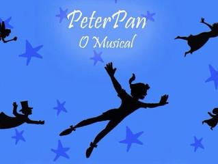 Peter Pan, o Musical.